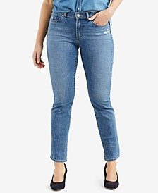 Women's Classic Straight-Leg Jeans in Long Length