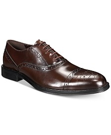Kenneth Cole Reaction Men's Zac Leather Oxfords