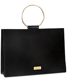 Receive a FREE Black Velvet Hoop Bag with any large spray purchase from the Carolina Herrera Good Girl collection