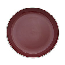 Darbie Angell Potter's Wheel Dinner Plate, Created for Macy's