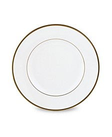 Continental Dining Gold  Accent Plate