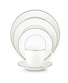 Continental Dining Gold  5 Piece Place Setting
