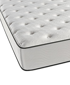 CLOSEOUT! Beautyrest Caribbean Blue 11.5 Plush Mattress- King