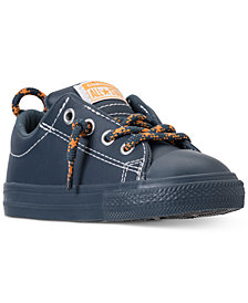 Converse Toddler Boys' Chuck Taylor All Star Street Hiker Casual Sneakers from Finish Line