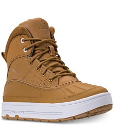 Nike Boys' Woodside 2 High Top Boots from Finish Line