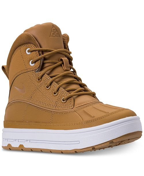 wholesale dealer 029a3 bce23 ... Nike Boys  Woodside 2 High Top Boots from Finish ...