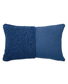 Home Double Texture Decorative Pillow