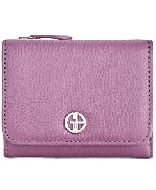858d919543 Giani Bernini Softy Leather Trifold Wallet