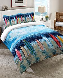 Laural Home Surfboards Pillow Sham