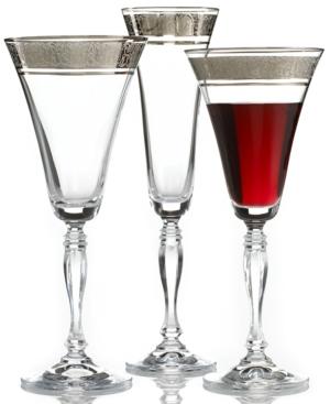 Mikasa Wine Glass, Parchment...