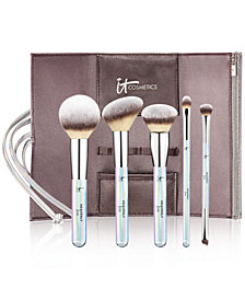 IT Cosmetics 6-Pc. Heavenly Luxe Must-Haves! Brush Set, Created For Macy's, A $169 Value!