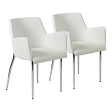 Sunny Arm Chair (Set Of 2), Quick Ship