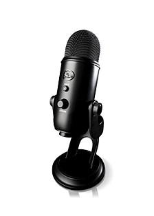 Microphones Yeti Microphone