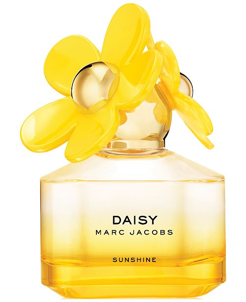 c34edef9d7 Marc Jacobs Daisy Sunshine Limited Edition Eau de Toilette, 1.7-oz ...