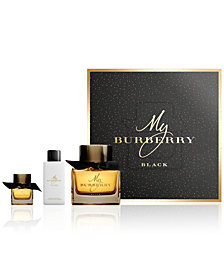 Burberry 3-Pc. My Burberry Black Gift Set