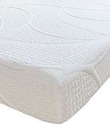 "Sleep Trends Sofia Plush Gel 7"" Mattress, Quick Ship, Mattress in a Box - Twin"