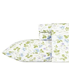 King Spring Bloom Sheet Set