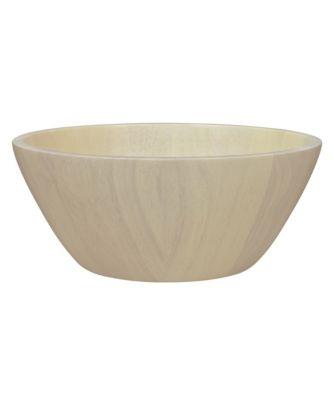 Hammock Wood Large Bowl