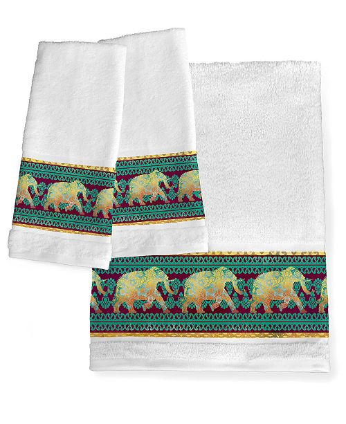 Laural Home Marrakesh Hand Towels