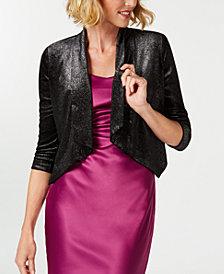 Donna Ricco Draped Jacket