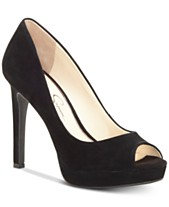 d8568057c7e Jessica Simpson Dalyn Peep-Toe Platform Pumps