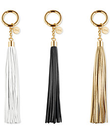 Receive a Complimentary Black Tote + Choice of Tassel with any $115 purchase from the Donna Karan Women's fragrance collection