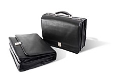 "River North, 15"" Triple Compartment Laptop Briefcase"