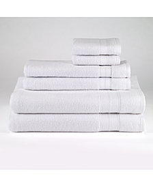 Avanti Turkish Spa Cotton 6-Pc. Solid Towel Set