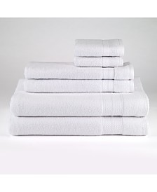 Avanti Turkish Spa Cotton 6-Pc. Solid Towel Set