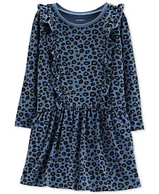 Carter's Toddler Girls Cheetah-Print Dress