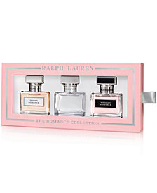 Ralph Lauren 3-Pc. Romance Trilogy Gift Set