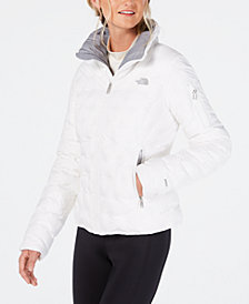 The North Face Holladown Cross-Stitch Puffer Jacket
