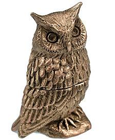 Michael Michaud Screech Owl Box