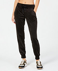 Ideology Velour Joggers, Created for Macy's