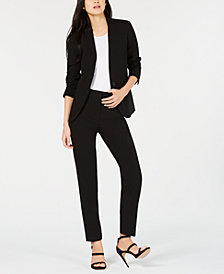 Bar III One-Button Jacket & Trousers, Created for Macy's