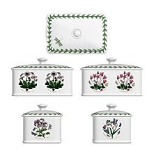 Botanic Garden Covered Treasure Box