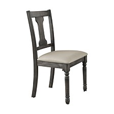 Wallace Side Chair (Set Of 2), Quick Ship