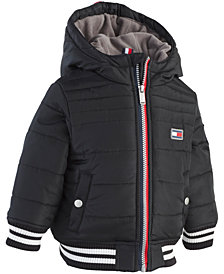 Tommy Hilfiger Baby Boys Bailey Puffer Jacket
