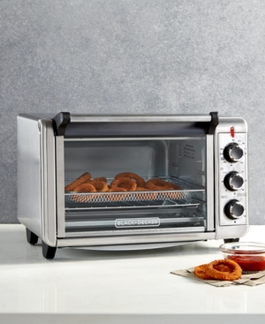 Black & Decker Air Fryer Toaster Oven