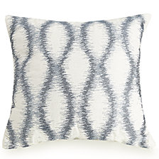 "Ayesha Curry Ogee Embroidered 16"" Decorative Pillow"
