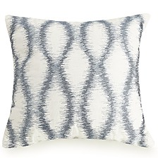 """Ayesha Curry Ogee Embroidered 16"""" Decorative Pillow"""