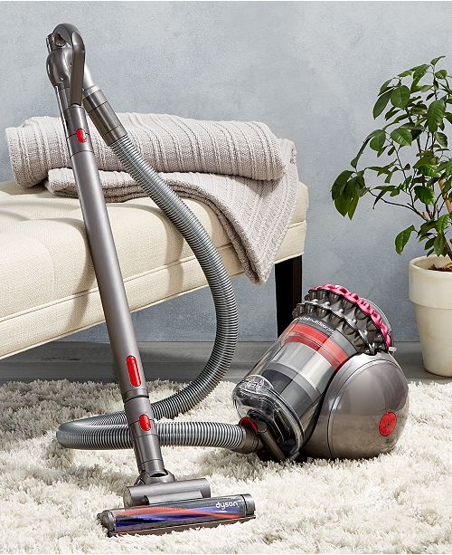 Dyson CLOSEOUT! Big Ball Multi-Floor Pro Canister, Created for Macy's
