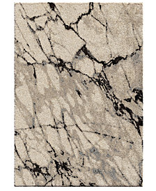 "Orian Carolina Wild Great Falls Natural 5'3"" x 7'6"" Area Rug"