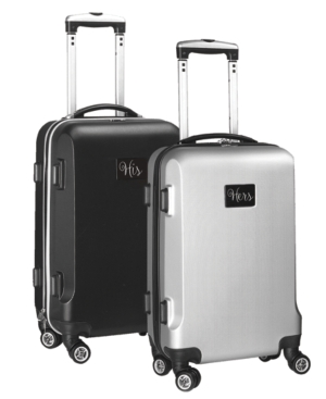 "His & Her 21"" Luggage..."