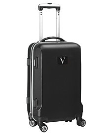 """21"""" Carry-On Hardcase Spinner Luggage - 100% ABS With Letter M"""