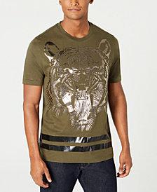 Sean John Men's Tiger Graphic T-Shirt