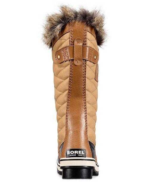 Sorel Women S Tofino Ii Cvs Waterproof Winter Boots