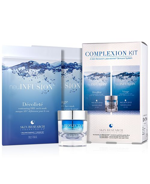Skin Research Laboratories neuINFUSION 3-Pc. Complexion Set