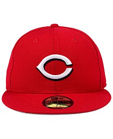 New Era Cincinnati Reds Retro Classic 59FIFTY FITTED Cap