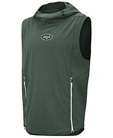 Nike Men's New York Jets Shield Fly Rush Vest